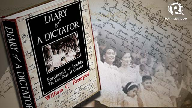 The Marcos Diary: At the heart of a dictator