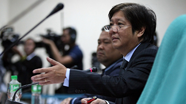 Marcos files bill amending 'e-martial law'