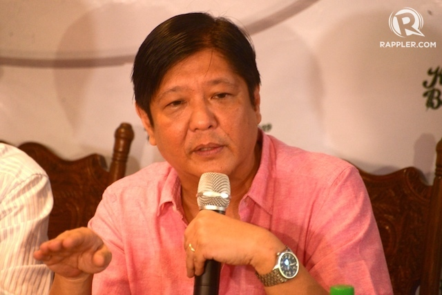 41 YEARS AFTER MARTIAL LAW | Should Bongbong Marcos bear the sins of his father?