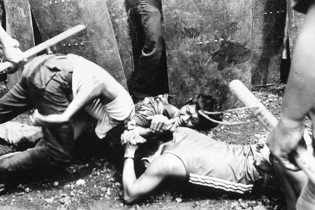 MARTIAL LAW VICTIMS | Hidden under a mat, 'parang 'yong Schindler's List'
