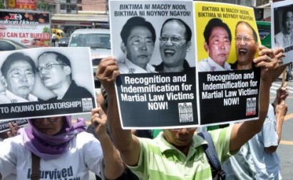Martial law activists, SELDA: No, never again