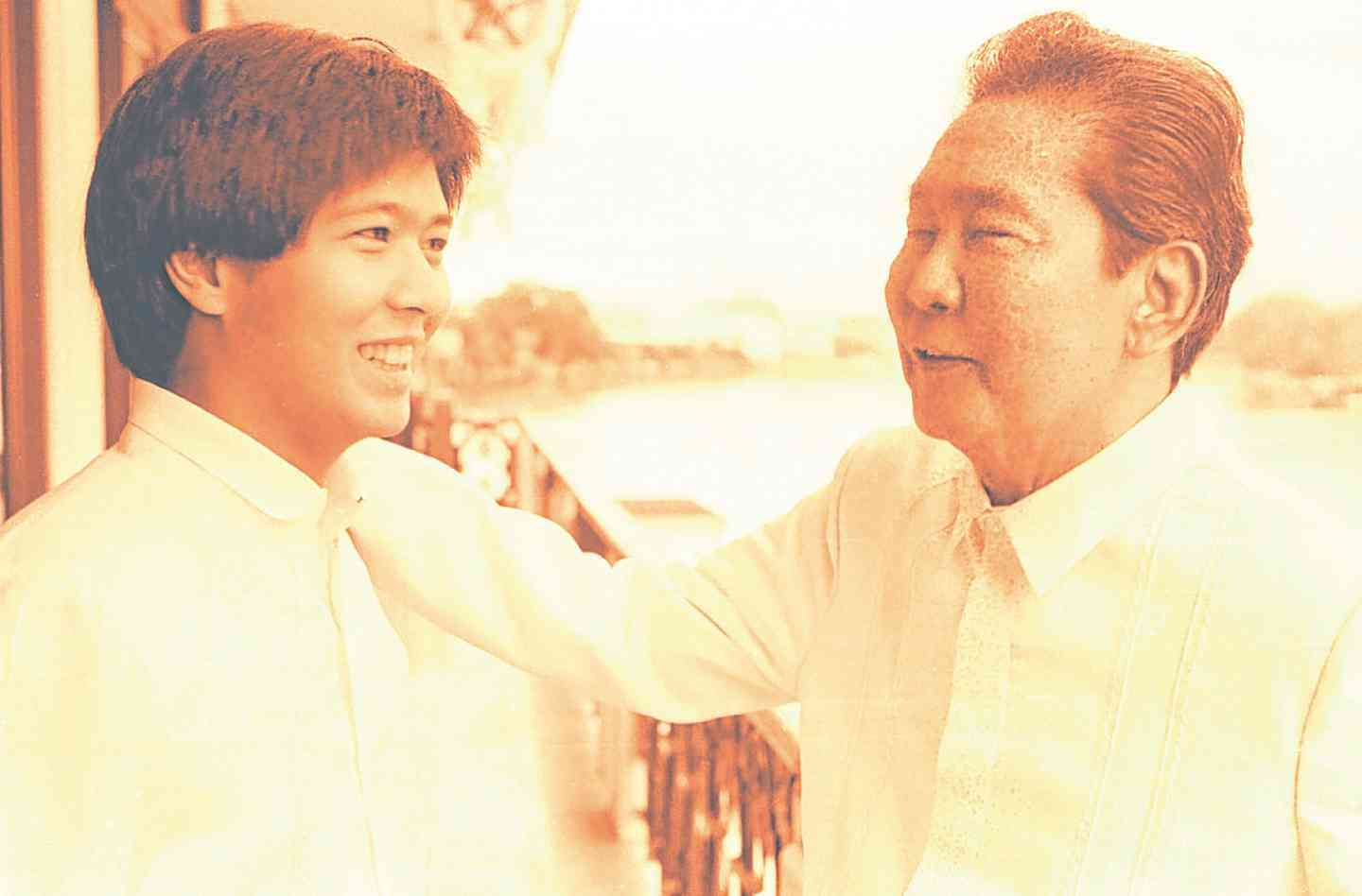 Closure on martial law not in my hands' —Bongbong