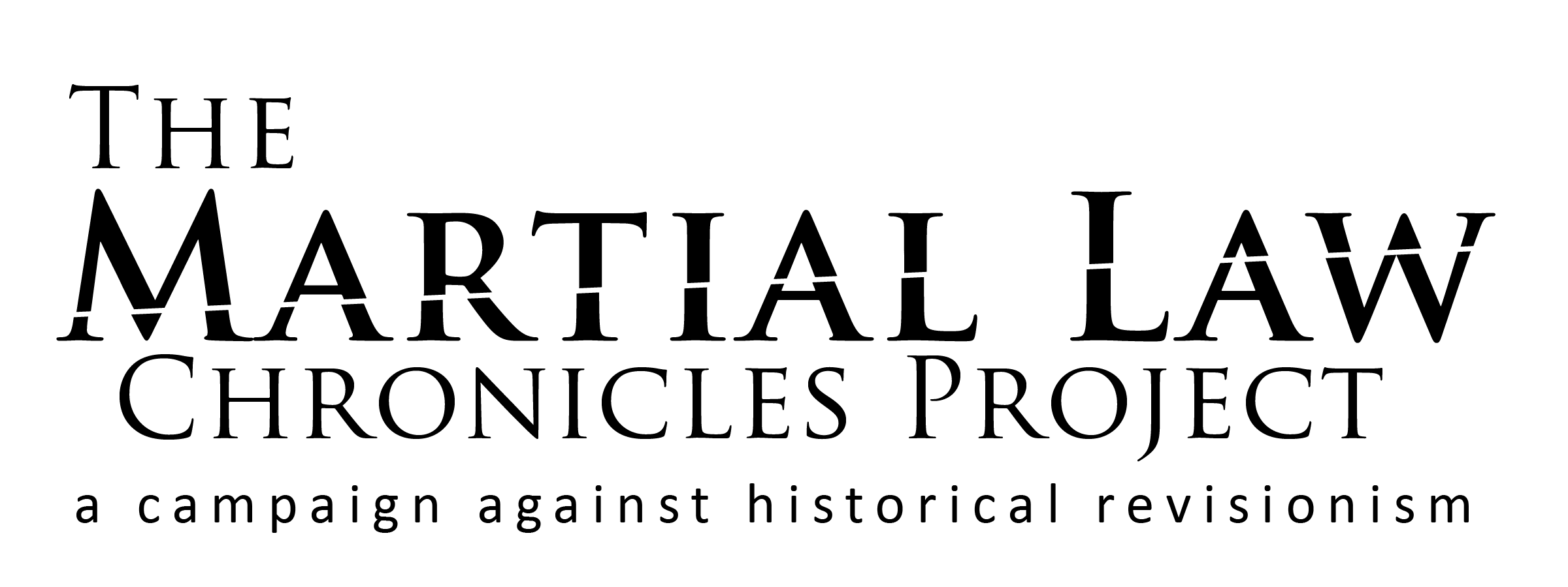 Martial Law Chronicles Project