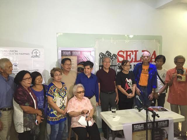 Martial Law victims respond to Imee Marcos asking people to forgive her father