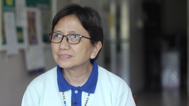Martial Law victim on kindness during detention