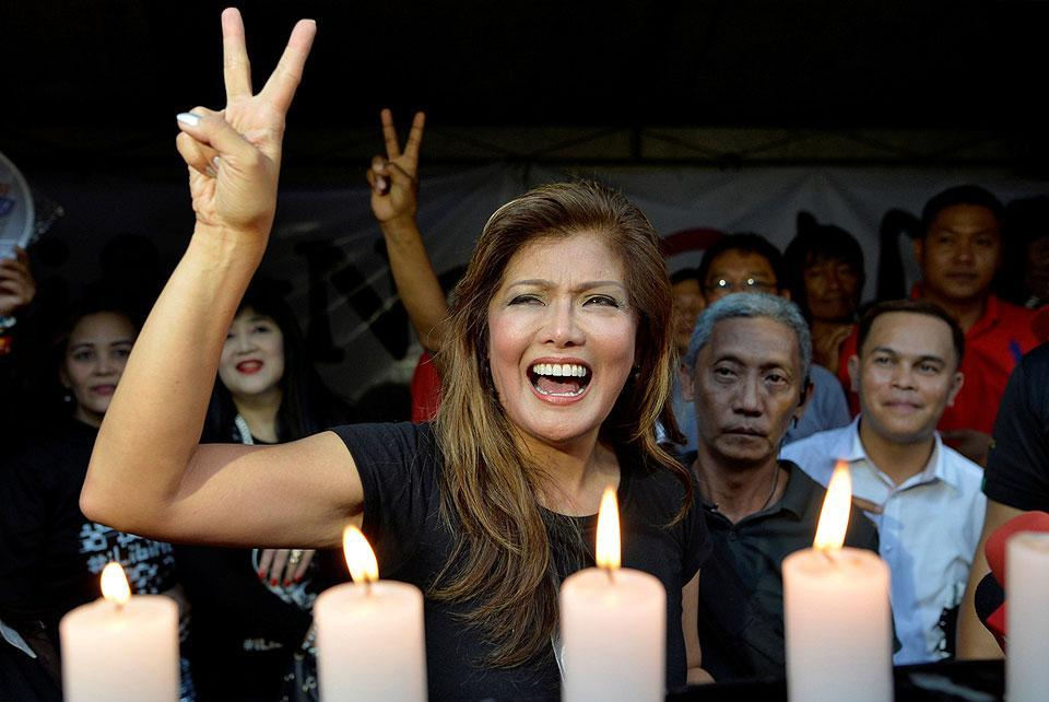 Imee Marcos apologizes for 'unexpected incidents' during Martial Law 1