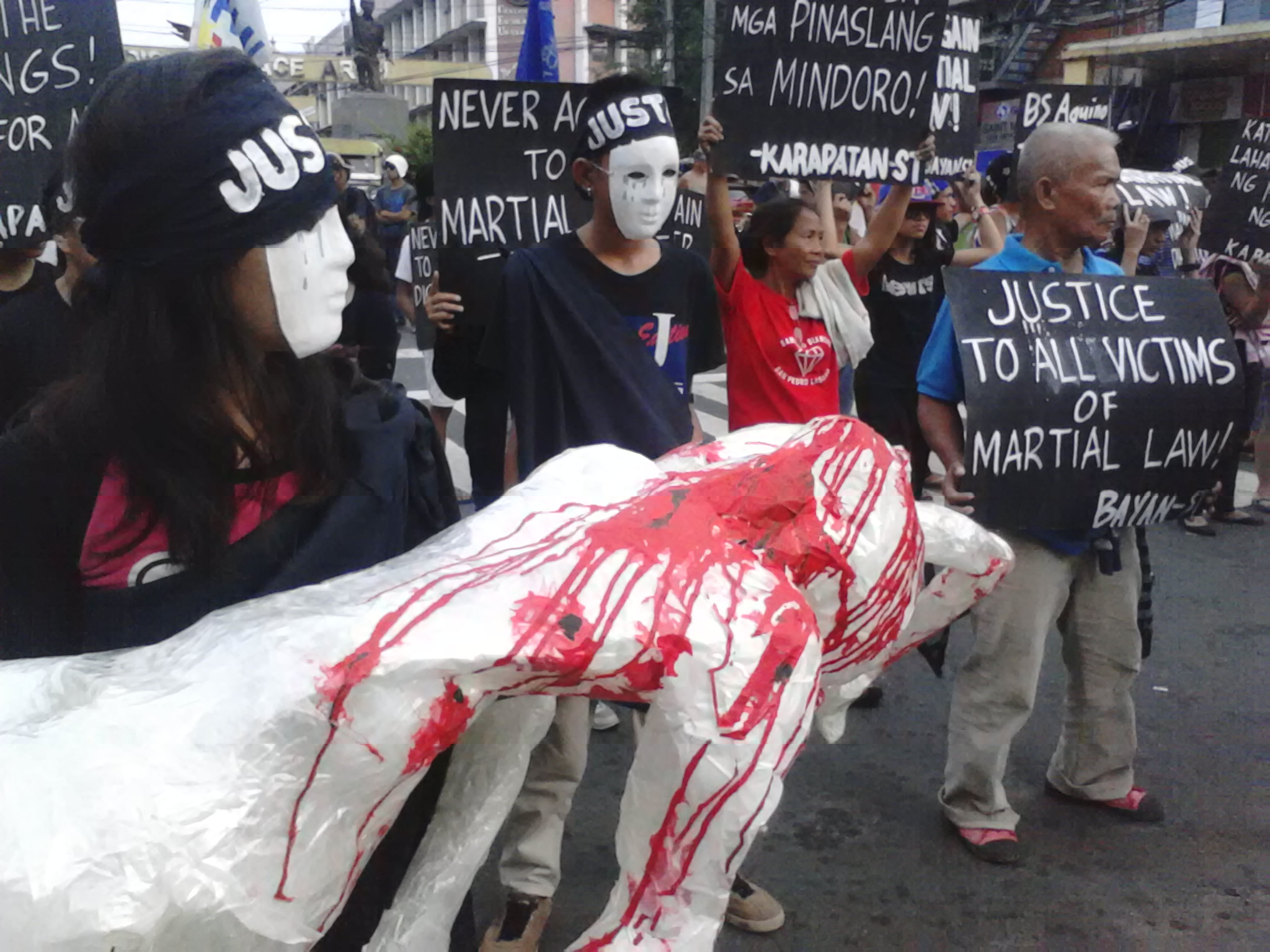 Martial Law victims welcome settlement agreement