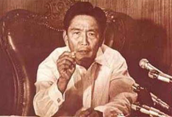 What happened during Martial Law