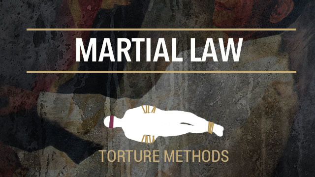 Worse than death: Torture methods during Martial Law 1