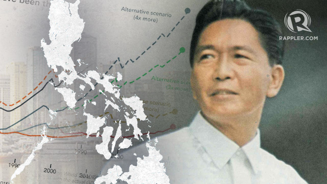 Were it not for Marcos, Filipinos today would have been richer