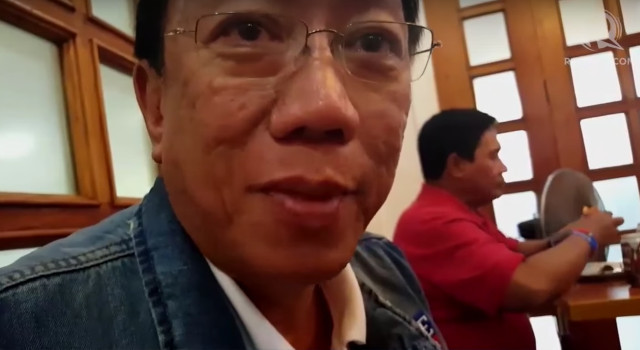 In charge of recovering ill-gotten wealth? But Calida is pro-Marcos