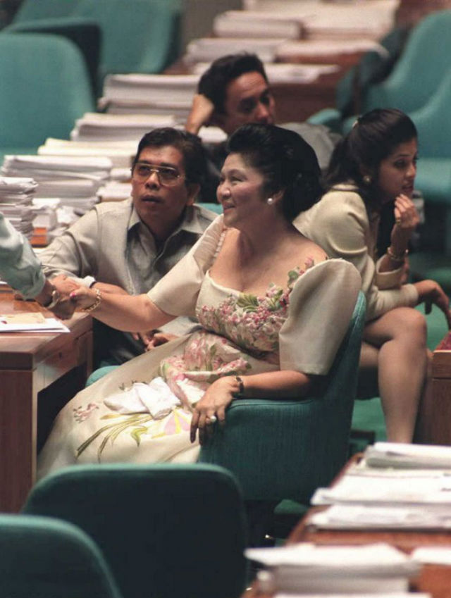 Imelda Marcos: Style icon, for better and worse 7