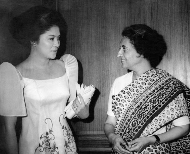 Imelda Marcos: Style icon, for better and worse 9