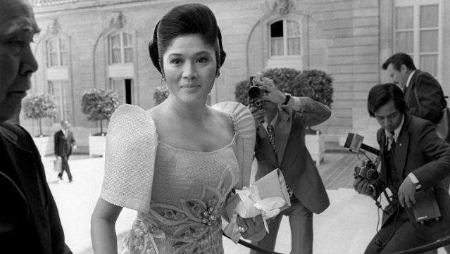 Imelda Marcos: Style icon, for better and worse 5