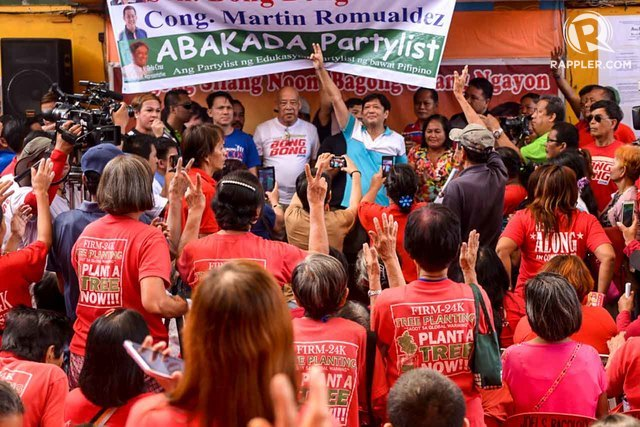 How Bongbong Marcos mirrors father's image in campaign 4