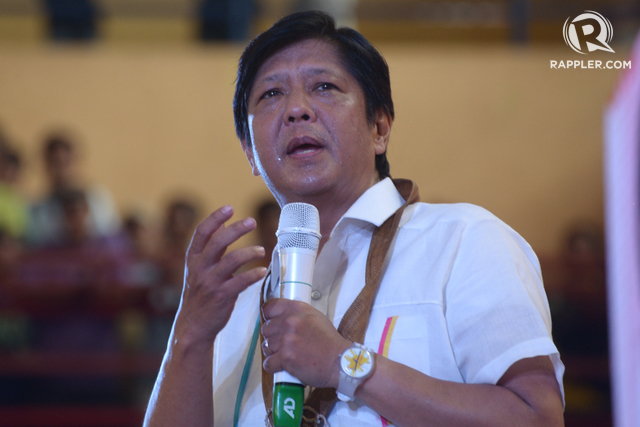 How Bongbong Marcos mirrors father's image in campaign 11