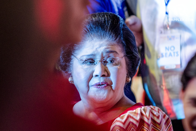 Imelda Marcos snubs last day of trial for 1991 graft case