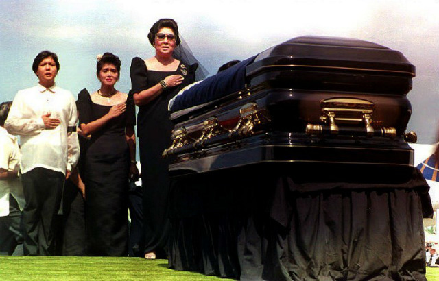 From Hawaii to Ilocos Norte: The long journey of Ferdinand Marcos' remains