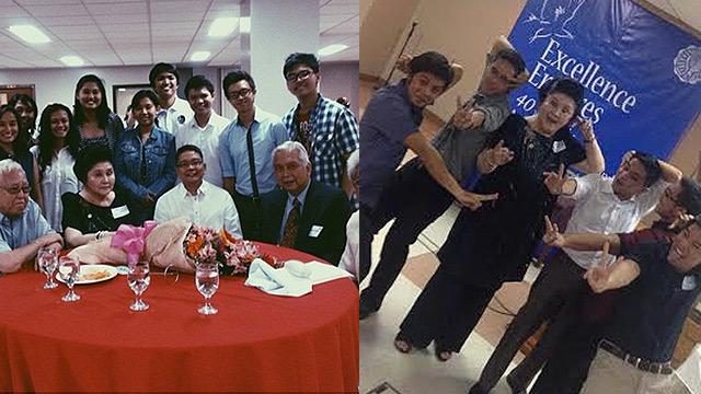 Ateneo de Manila 'sorry' over Imelda's visit