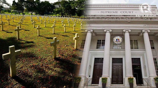 SC orals on Marcos burial: Issues and answers