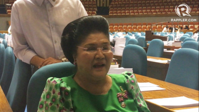'I'm still alive,' says Imelda Marcos on report of death