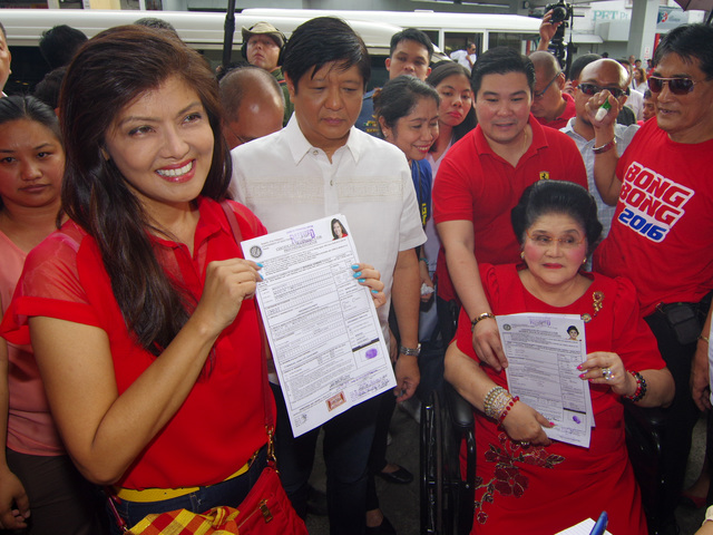 3 generations of Marcoses run for local posts in Ilocos Norte 2