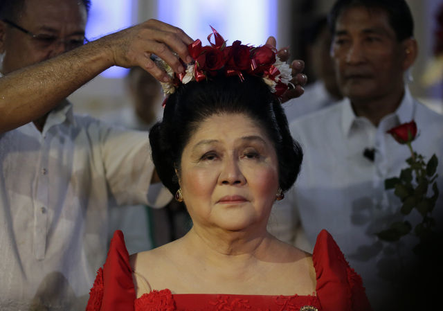 I interviewed Imelda Marcos when I was 16 years old 2