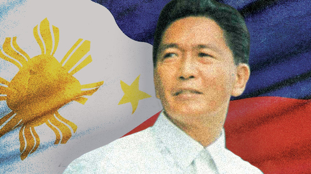 How did the Philippines celebrate June 12 under Marcos' martial law?