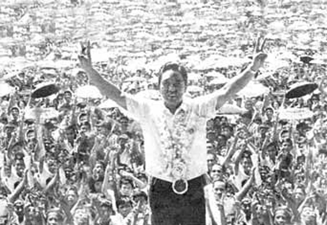 How Bongbong Marcos mirrors father's image in campaign 3