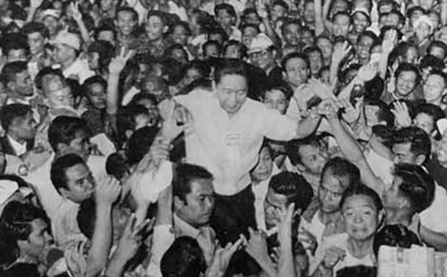 How Bongbong Marcos mirrors father's image in campaign 8