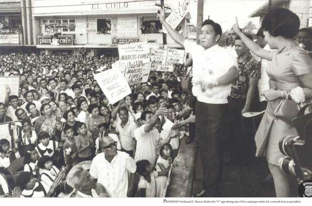 How Bongbong Marcos mirrors father's image in campaign 10