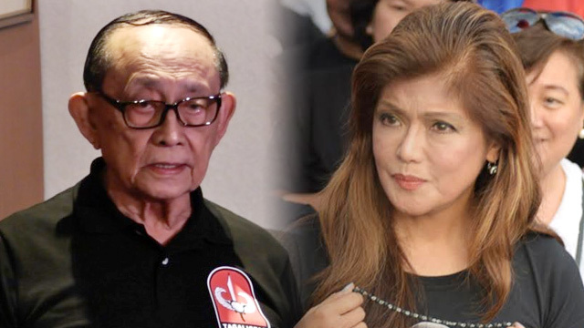 Human rights abuses under Martial Law? Ask Ramos – Imee Marcos
