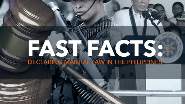 Martial Law 101: Things you should know