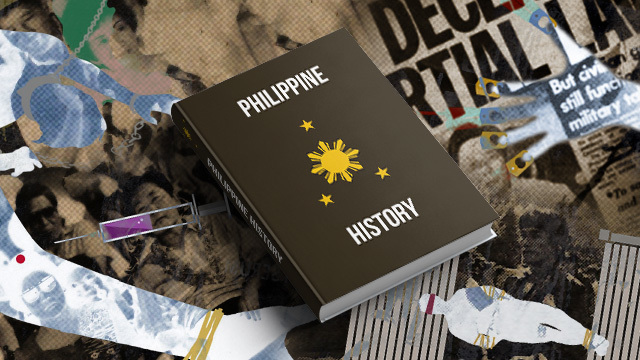Review martial law in books? Include other presidents too – Briones
