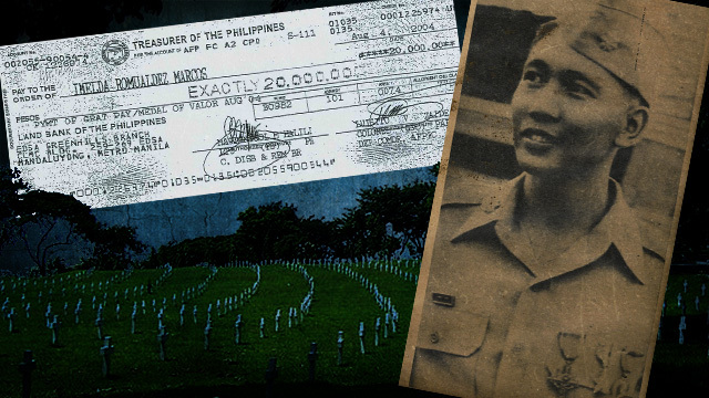 Why Duterte gov't believes Marcos is a war hero
