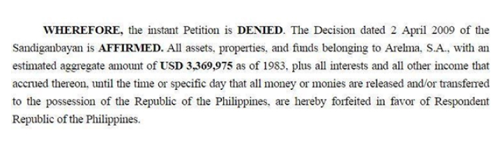 MONEY TRAIL: THE MARCOS BILLIONS 3