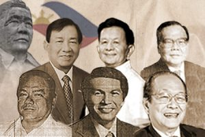FAST FACTS: The Marcos Cabinet 14
