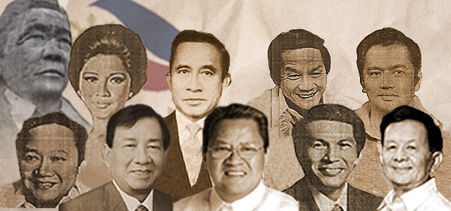 FAST FACTS: The Marcos Cabinet 15