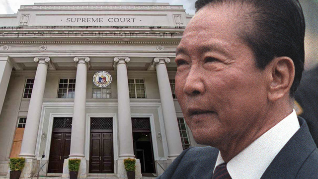 The Supreme Court on Ferdinand Marcos, 1989