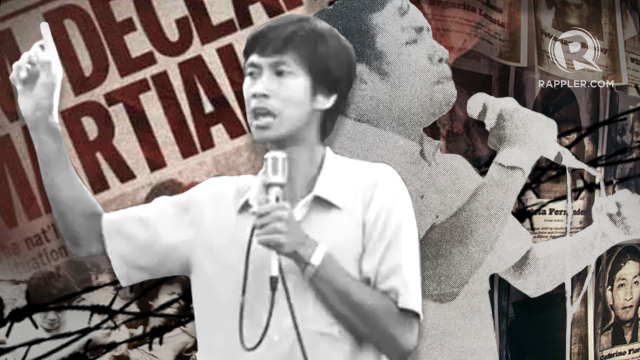 Young and gone too soon: How martial law took our future