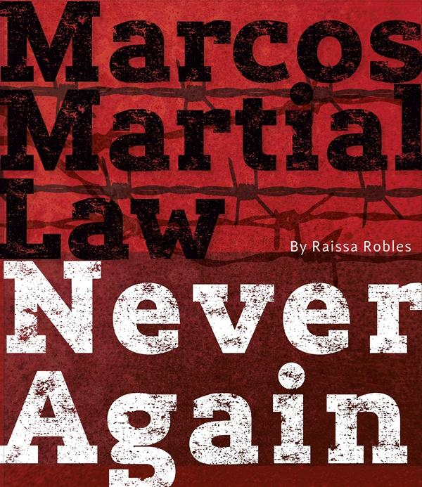 'Never Again': Book aims to keep public memory of Martial Law atrocities from fading 2