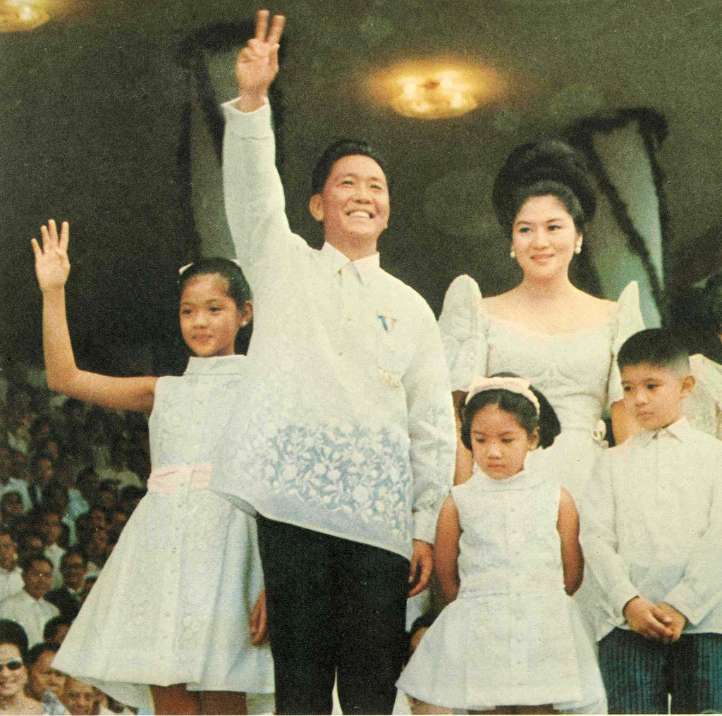 How Did the Marcos Family Become Rich?