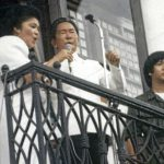 Ferdinand and Bongbong Marcos