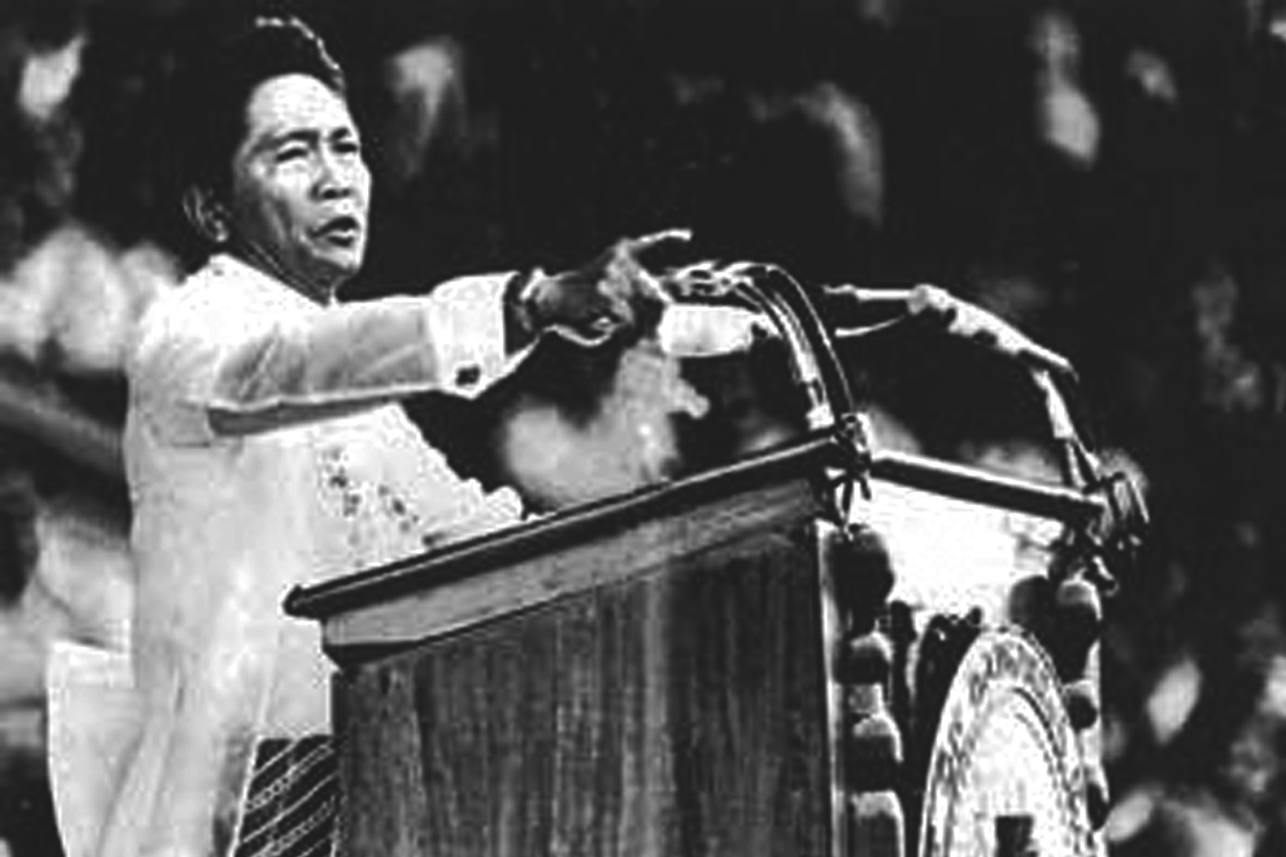 The Man Behind Martial Law