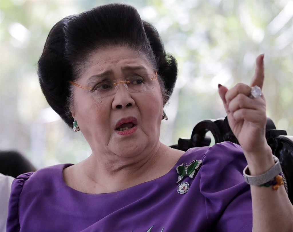 Imelda Marcos convicted of graft, sentenced to prison 1