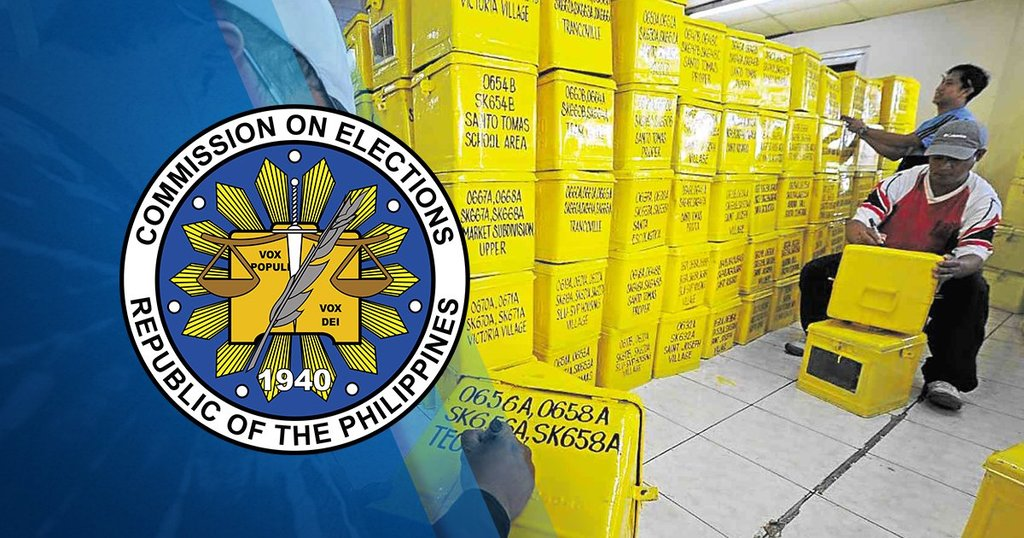 Convicted Imelda Marcos can still run in 2019 – Comelec 1
