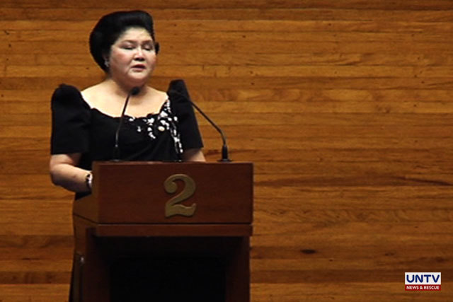 Sandiganbayan finds Imelda Marcos guilty of graft; orders arrest
