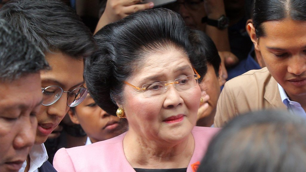 How the law caught up with the Philippines' Imelda Marcos and her stolen millions 1