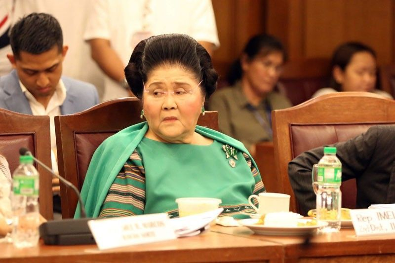 Imelda convicted, but why only now?