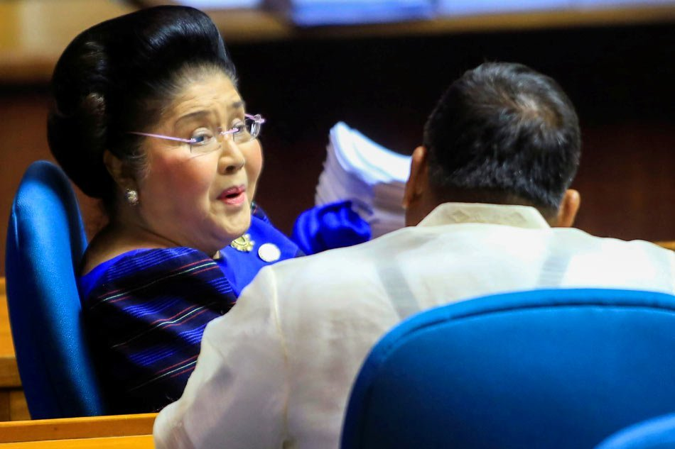 After graft conviction, Imelda Marcos files motion for leave of court